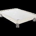 Sommier tapissier Bultex 14 cm - 140x190 cm-IDEAL