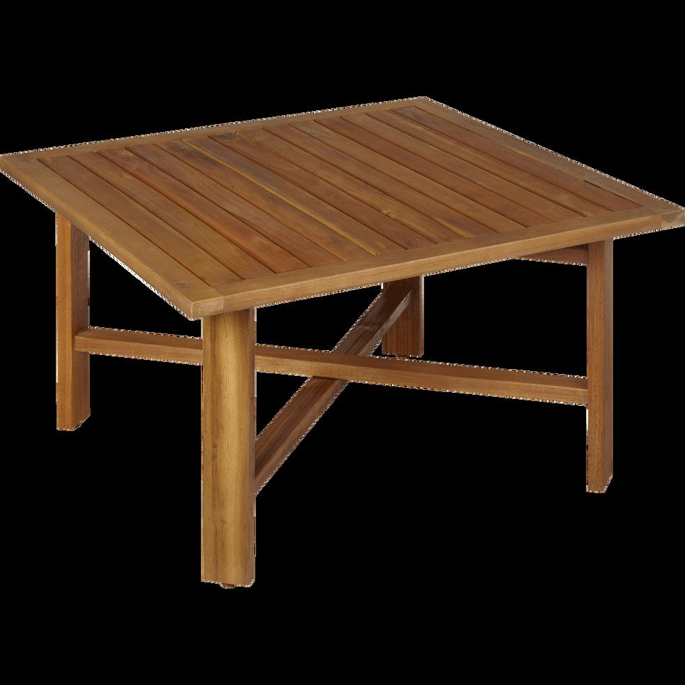 table basse de jardin pliante en acacia gu rande tables basses de jardin alinea. Black Bedroom Furniture Sets. Home Design Ideas