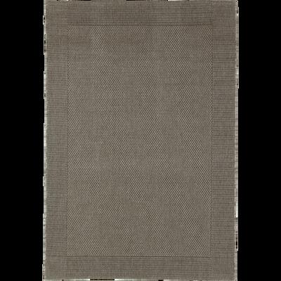 Tapis intérieur et extérieur gris - 200x290 cm-KELLY
