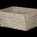 Panier rectangulaire 33x23xh17cm (moyen modèle)-Haven