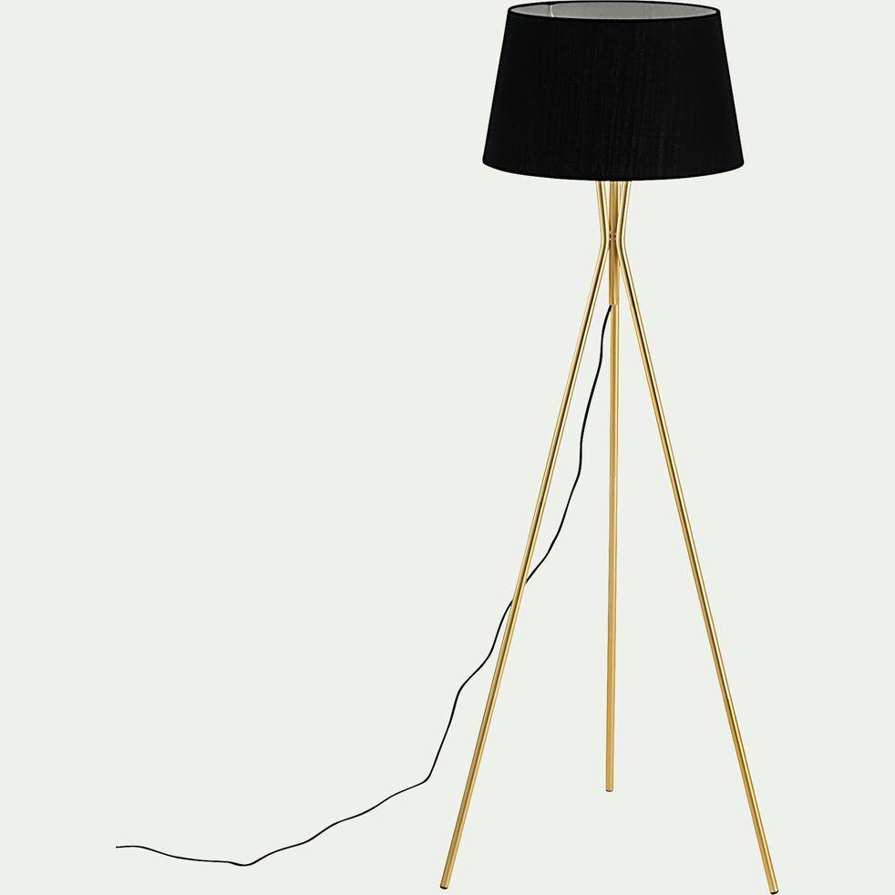 Lampadaire en acier - noir D45cm-TAMARIU