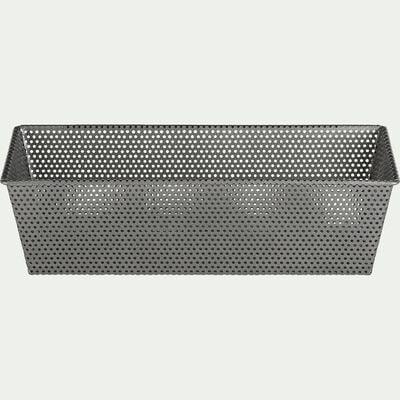 Moule à pain et brioche en acier carbone 26cm-OLIZY