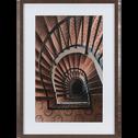 Image encadrée escalier 50x70cm-COLI