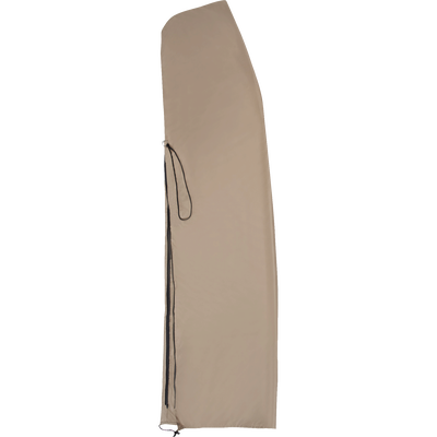 Housse de parasol taupe-IMPERIA