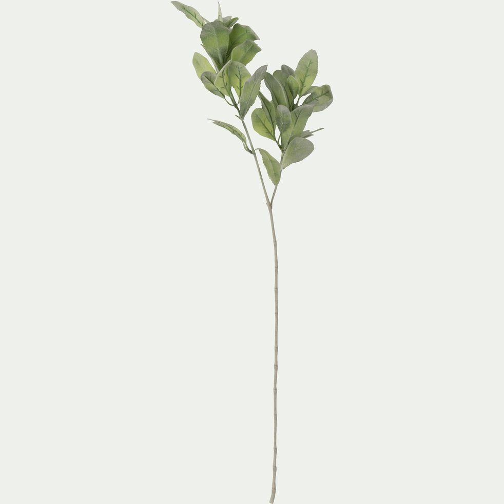 Branchage artificiel - vert H75cm-FEUILLAGE