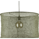 Suspension en lin vert cèdre D60cm-ORMES