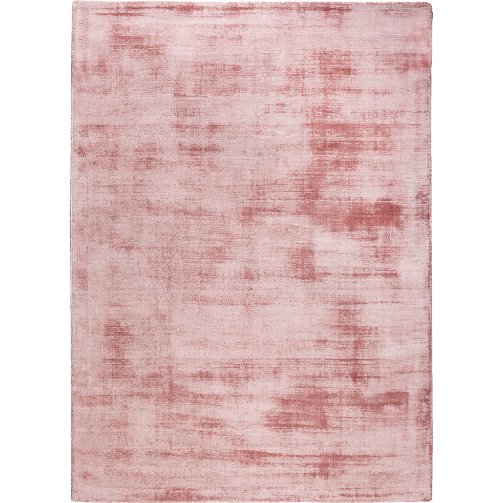 tansen - Tapis Rose Poudre