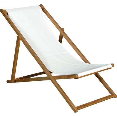 chaise longue de jardin vert kaki en acacia udine. Black Bedroom Furniture Sets. Home Design Ideas