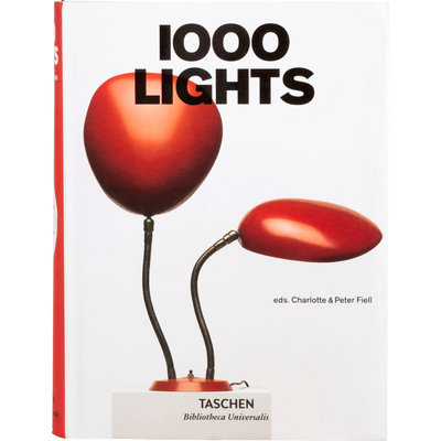 "Livre de design ""1000 lights""-1000 LIGHTS"