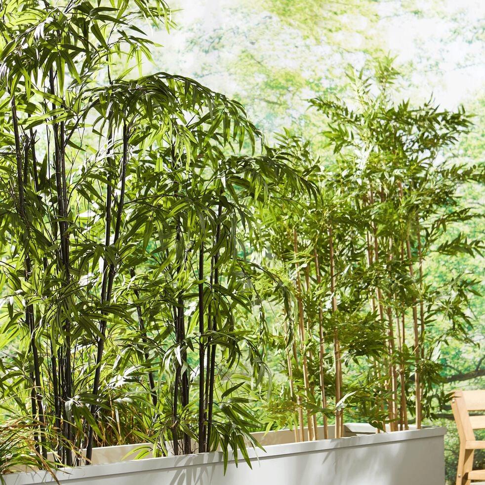 Plante artificielle bambou - vert H150cm-Bambou