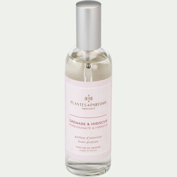 Parfum d'intérieur grenade hibiscus - 100ml-MANON