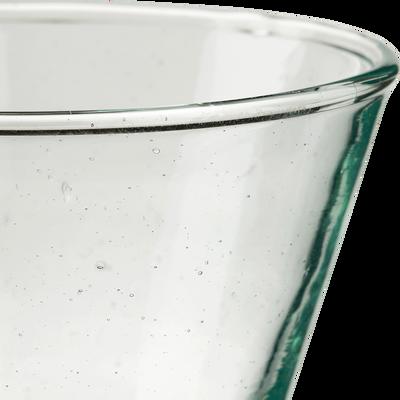 Verre transparent en verre recyclé 45cl-BENA