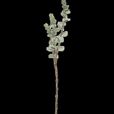 Branche artificielle verte H84cm-EUCALYPTUS