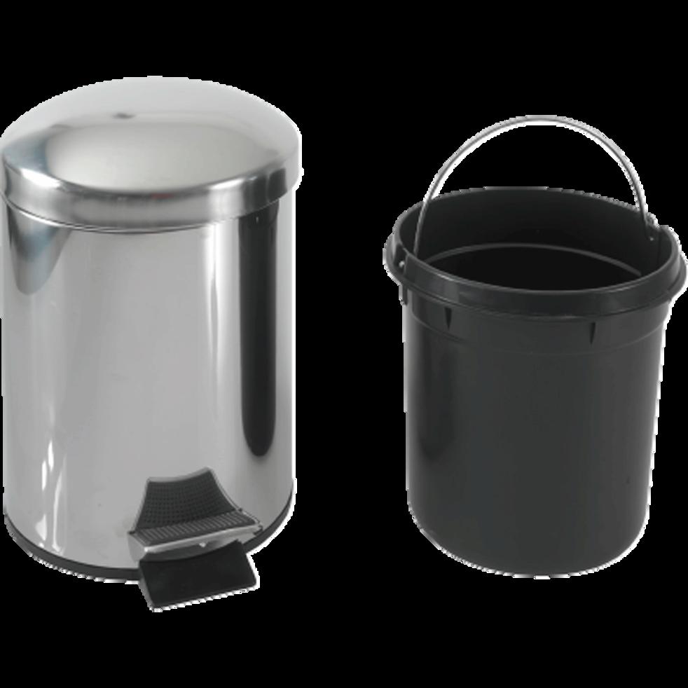 Poubelle 5 litres-Plugy