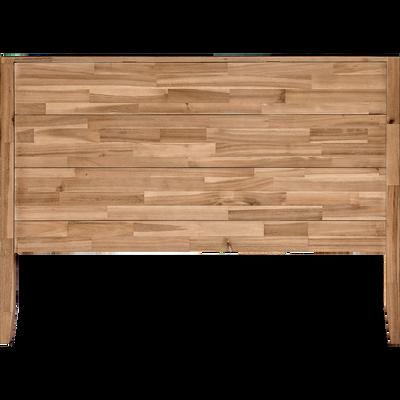 Tête de lit acacia pour lit L160 cm-GAIA
