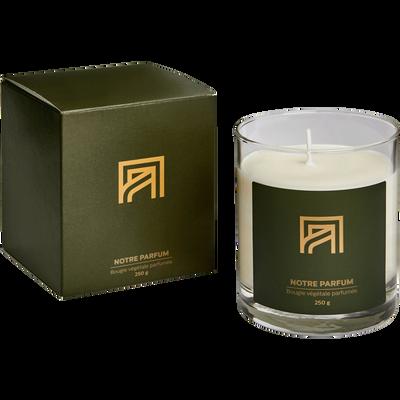 Bougie parfumée Notre Parfum 250g-N/ PARFUM