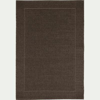 Tapis intérieur et extérieur marron - Plusieurs tailles-Kelly