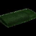 Serviette en coton 50x100cm vert cèdre-ARROS