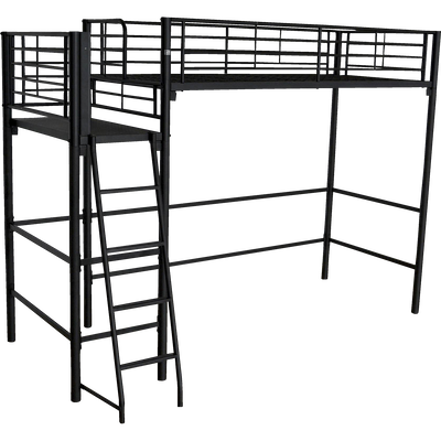 lit mezzanine enfant alinea. Black Bedroom Furniture Sets. Home Design Ideas