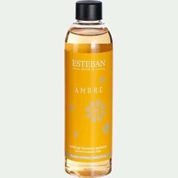 Recharge pour bouquet parfumé ambre hesperide - 250ml-ESTEBAN