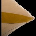 Coussin en coton beige 40x60cm-ORIGAMI
