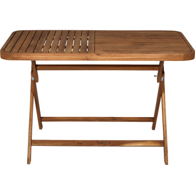 table de jardin pliante en acacia 4 places youk tables de jardin alinea. Black Bedroom Furniture Sets. Home Design Ideas