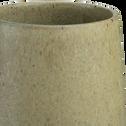 Gobelet en grès taupe 26cl-OURSIN