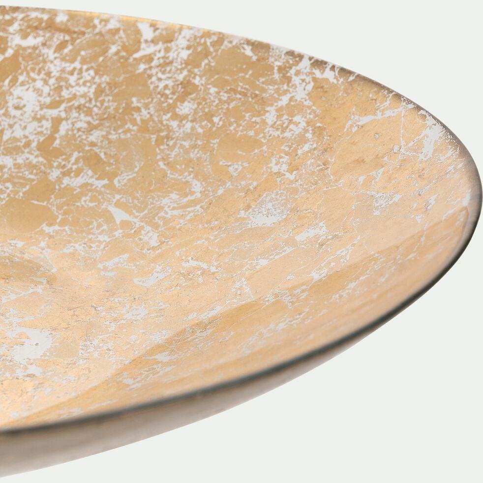 Saladier en verre D39,5 - transparent-LAMPADES