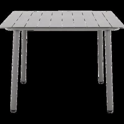 table de jardin aluminium - Profitez de soldes jusqu\'à -50% | alinea
