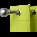 Kit tringle extensible argent mat 120cm à 210cm-ESPHERE