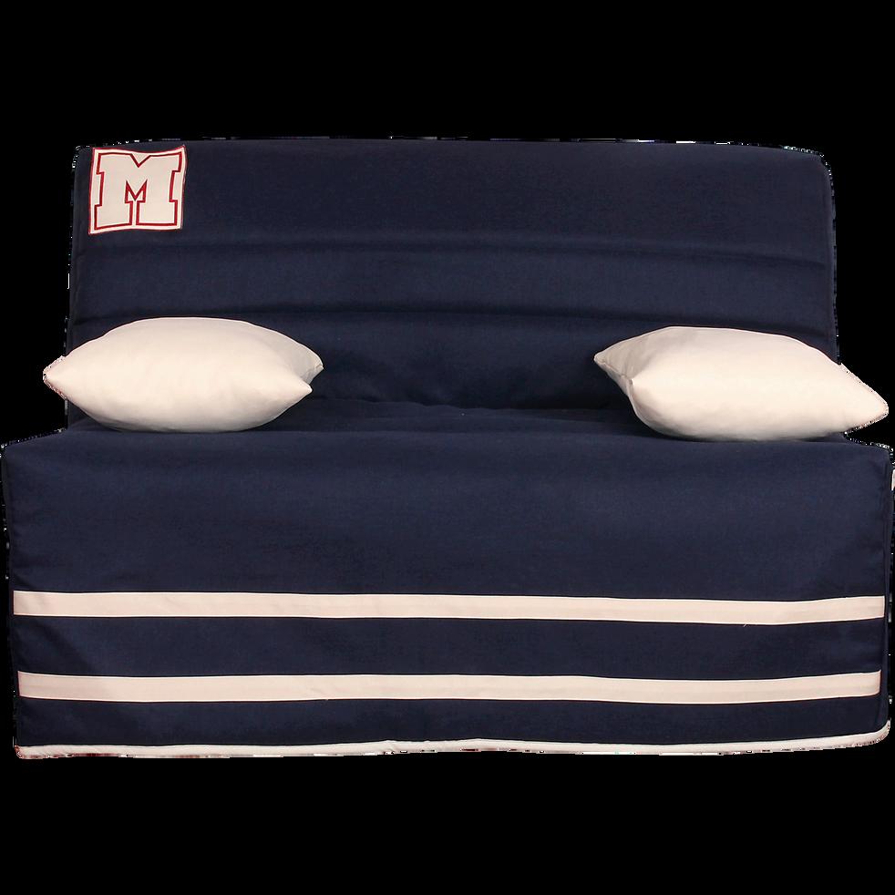 housse pour bz 140cm avec poche de rangement lat rale. Black Bedroom Furniture Sets. Home Design Ideas