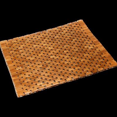 Caillebotis 50x60cm en bambou-CALY
