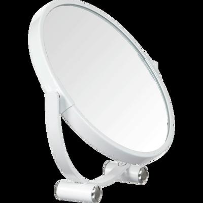 Miroir de salle de bains rond grossissant 16cm-PRETTY