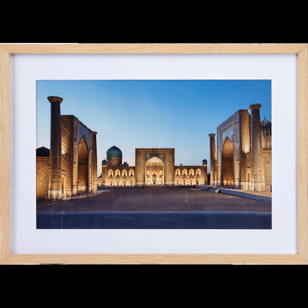Image encadrée 70x50cm-REGISTAN