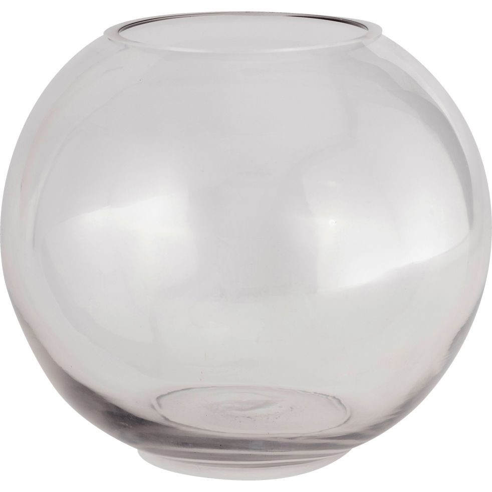 vase boule transparent d30cm cers catalogue storefront alin a alinea. Black Bedroom Furniture Sets. Home Design Ideas