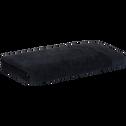 Drap de douche en coton 70x140cm gris calabrun-AZUR