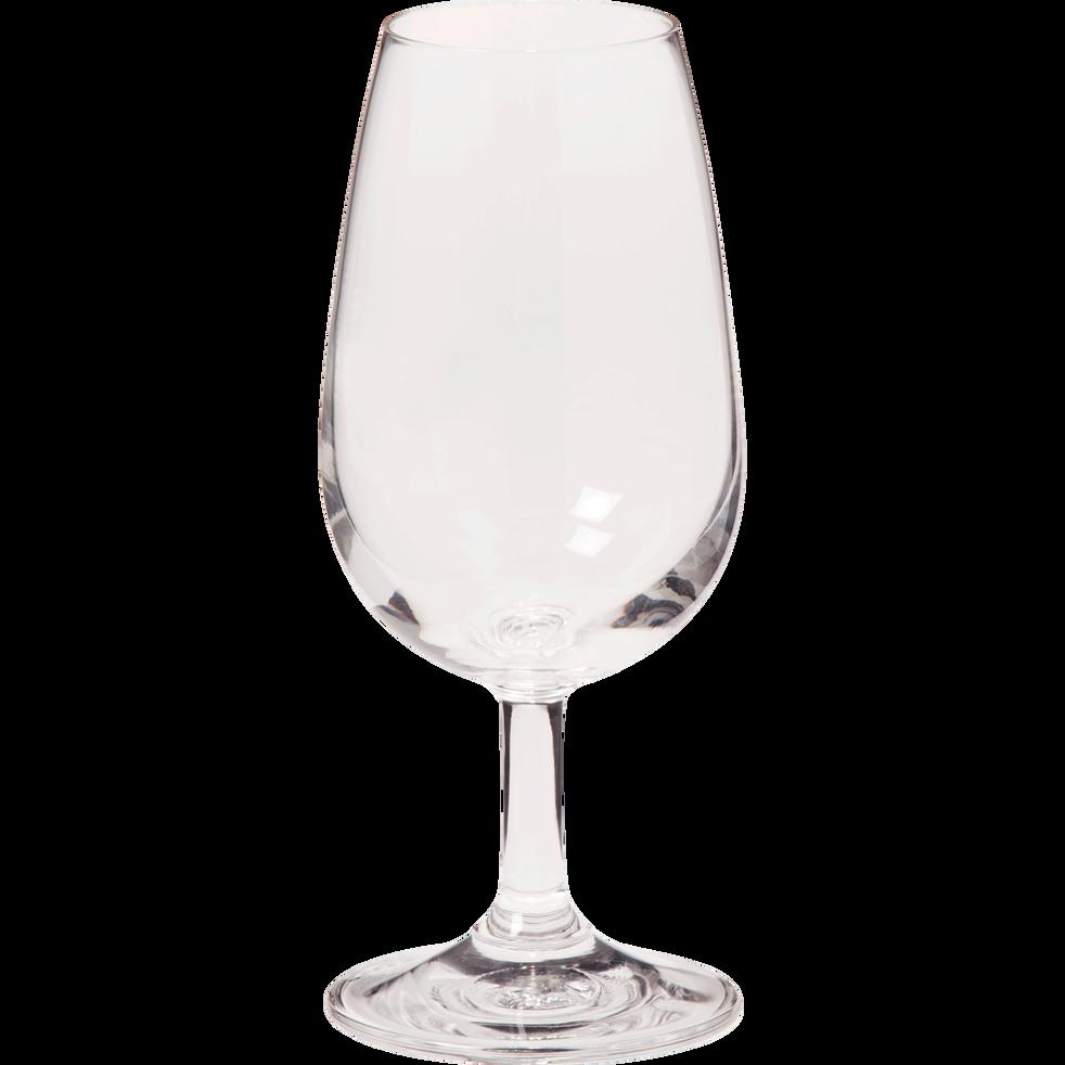 Verre à vin en cristallin 21cl-Inao