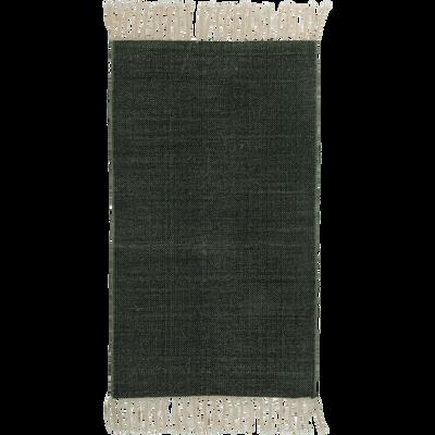 Descente de lit lirette 50x80 cm vert cedre-ARTUS