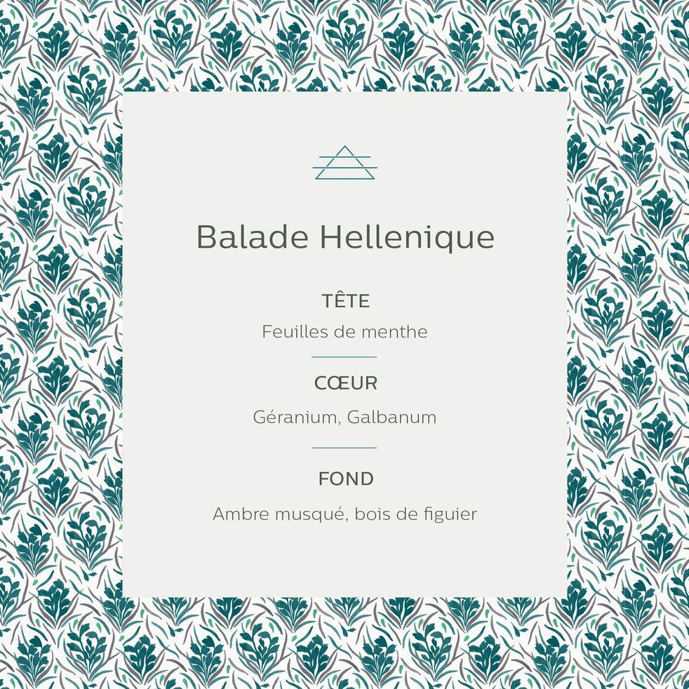 Bougie parfumée balade hellenique 400g-ESCAPADES