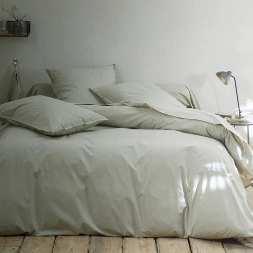 FLORE Drap plat en percale de coton - 270x300 cm