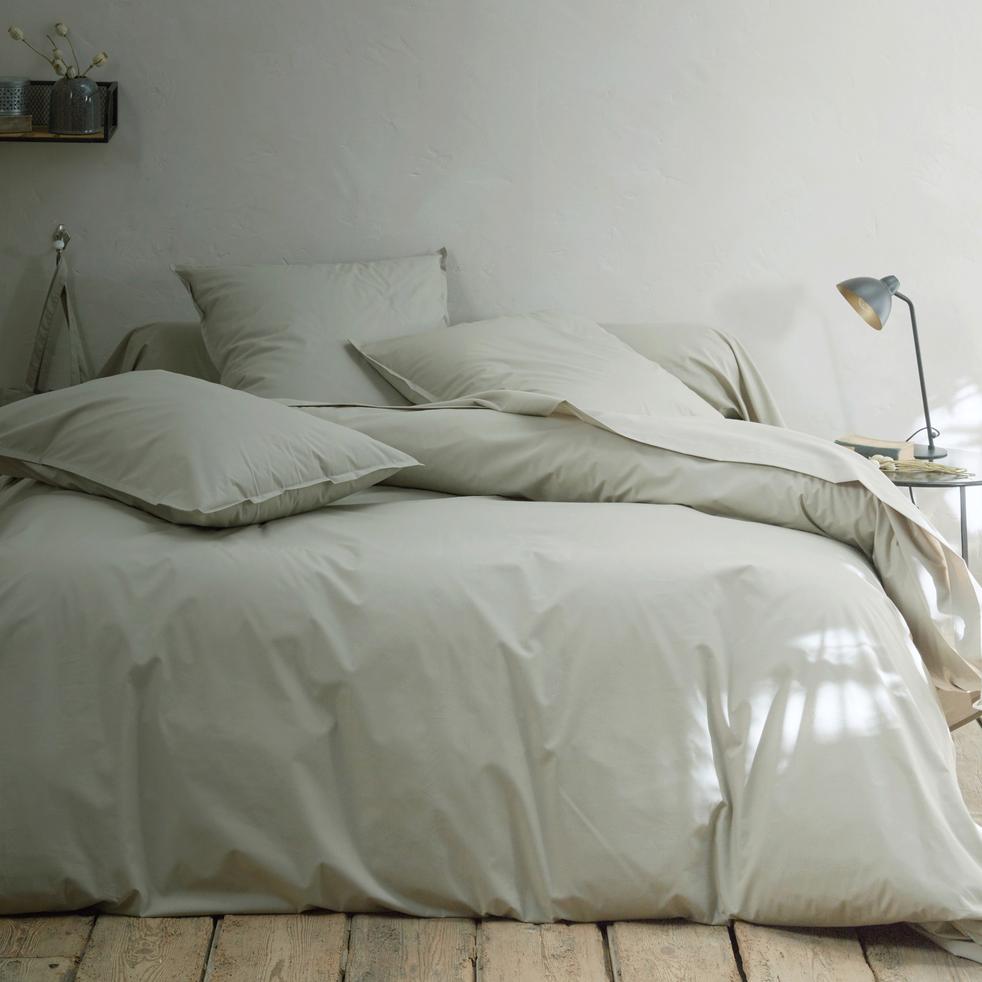 drap plat en percale de coton 270x300 cm flore 270x300 cm catalogue storefront alin a. Black Bedroom Furniture Sets. Home Design Ideas