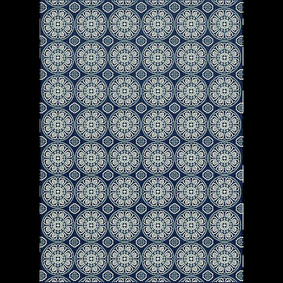Tapis intérieur et extérieur carreaux de ciment 120x170cm-CAROSIM4