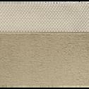 Serviette 50x100 cm vert olivier-GUILIA