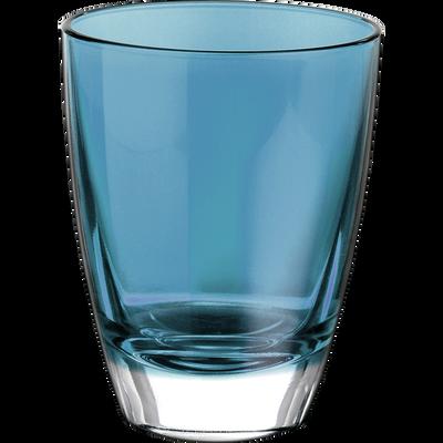 Verre teinté bleu foncé 29cl-ALPI