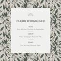 Vaporisateur senteur Fleur d'oranger 100ml-FLEUR D ORANGER