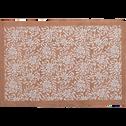 Set de table en jute à motif jasmin 30x45cm-UZES