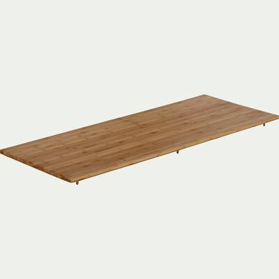 Top double pour meuble sous-vasque 120cm-Danong