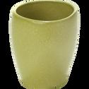 Gobelet vert mate en céramique-Jarro