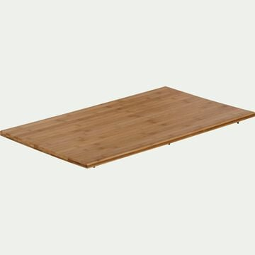 Top pour meuble sous vasque simple de salle de bain 80cm-Danong