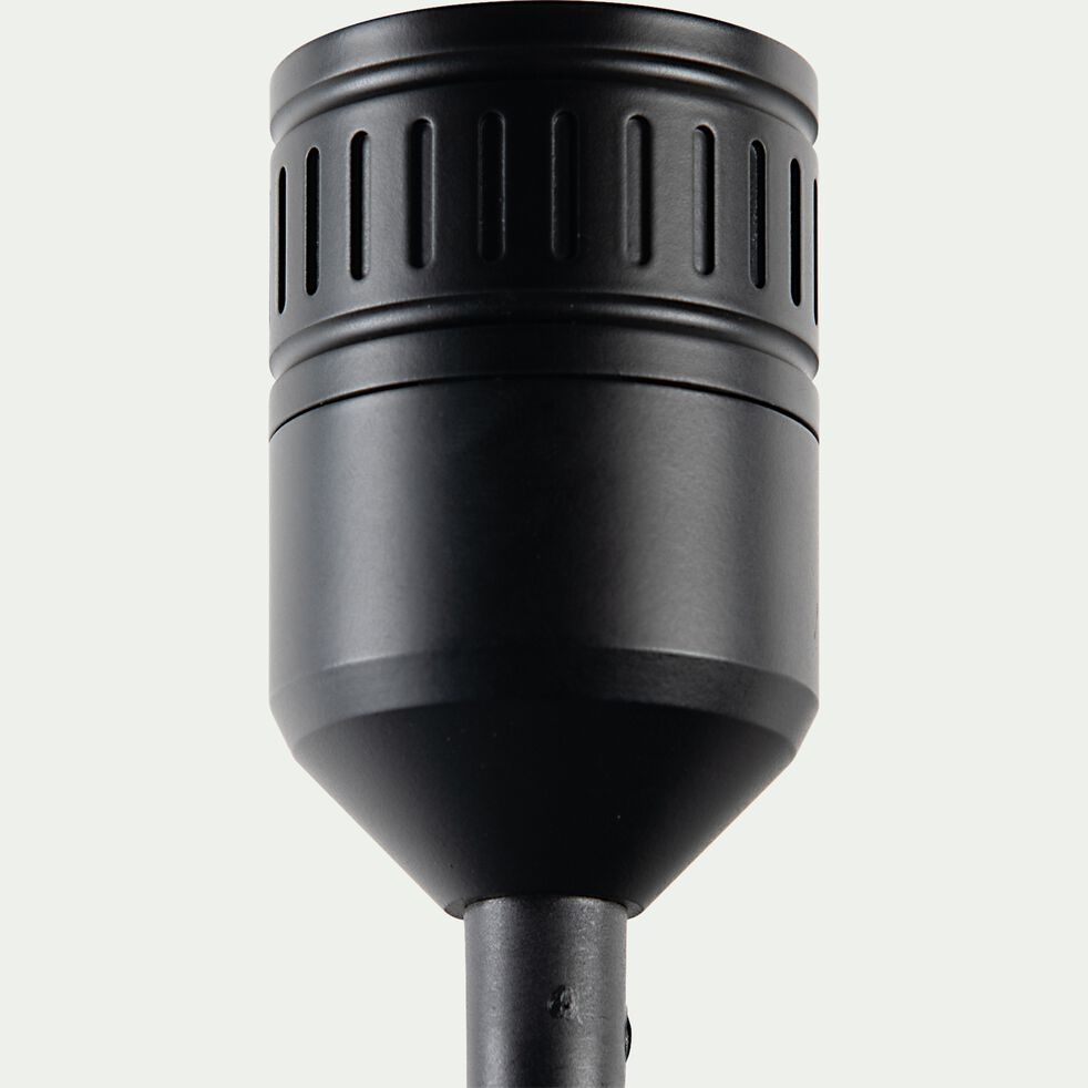 Lampe à poser - noir H41cm-NANS